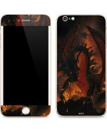 Fireball Dragon iPhone 6/6s Plus Skin