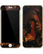 Fireball Dragon iPhone 6/6s Skin