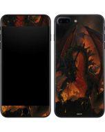 Fireball Dragon iPhone 7 Plus Skin