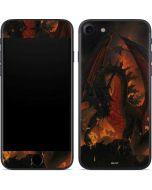 Fireball Dragon iPhone 7 Skin