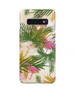 Flamingo Pattern Galaxy S10 Plus Lite Case