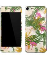 Flamingo Pattern Apple iPod Skin