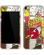 Flash Block Pattern Apple iPod Skin