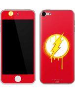 Flash Emblem Drip Apple iPod Skin