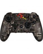Flash Mixed Media PlayStation Scuf Vantage 2 Controller Skin
