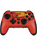 Flash Racer PlayStation Scuf Vantage 2 Controller Skin