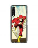 Flash Sprint LG Velvet Clear Case