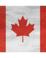 Canada Flag Distressed PS4 Slim Bundle Skin