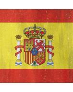 Spain Flag Distressed iPhone X Skin