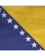Bosnia and Herzegovina Flag Distressed Apple iPod Skin