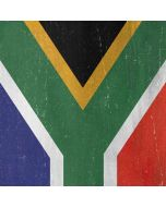 South Africa Flag Distressed Apple iPod Skin