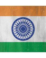 India Flag Distressed iPhone X Skin