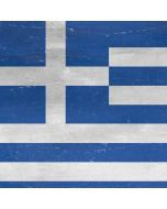 Greece Flag Distressed Apple iPod Skin