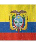 Ecuador Flag Distressed Generic Laptop Skin