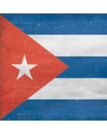 Cuban Flag Distressed iPhone XS Waterproof Case