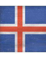 Iceland Flag Distressed Apple iPad Skin