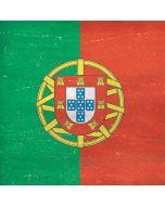 Portugal Flag Distressed Apple iPad Skin