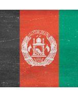 Afghanistan Flag Distressed Amazon Echo Skin