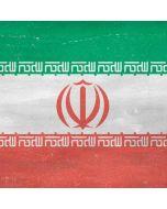 Iran Flag Distressed iPhone X Waterproof Case