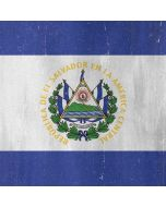 El Salvador Flag Distressed Generic Laptop Skin