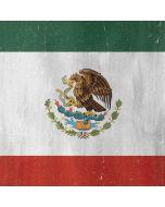 Mexico Flag Distressed Apple iPod Skin