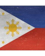 Philippines Flag Distressed Amazon Echo Skin