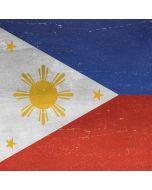 Philippines Flag Distressed Apple iPad Skin