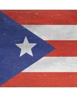 Puerto Rico Flag Distressed Apple iPod Skin