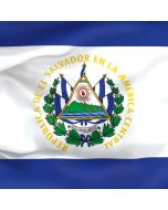 El Salvador Flag Generic Laptop Skin