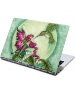 Flirting Fairy and Hummingbird Yoga 910 2-in-1 14in Touch-Screen Skin