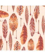 Autumn Feathers iPhone X Skin