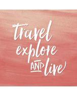 Travel Explore and Live iPhone X Cargo Case