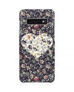 Floral Heart Galaxy S10 Plus Lite Case