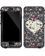 Floral Heart LifeProof Nuud iPhone Skin