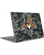 Florida Panthers Camo Apple MacBook Air Skin