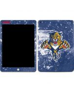 Florida Panthers Frozen Apple iPad Skin