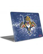 Florida Panthers Frozen Apple MacBook Air Skin