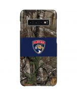 Florida Panthers Realtree Xtra Camo Galaxy S10 Plus Lite Case