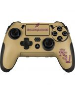 Florida State Unconquered Gold PlayStation Scuf Vantage 2 Controller Skin