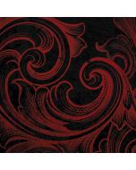 Red Flourish Galaxy Note 8 Pro Case
