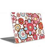 Flower Hill Apple MacBook Air Skin