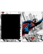 Flying Superman  Apple iPad Skin