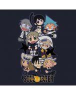 Soul Eater Characters HP Envy Skin