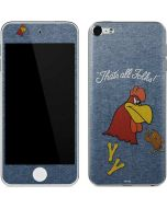 Foghorn Leghorn Thats All Folks Apple iPod Skin