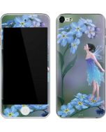 Forget Me Not Apple iPod Skin