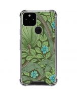 Forget-Me-Nots by William Morris Google Pixel 5 Clear Case