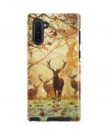 Four Red Deer Galaxy Note 10 Pro Case