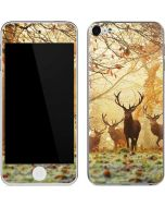 Four Red Deer Apple iPod Skin