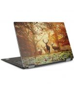 Four Red Deer Dell XPS Skin