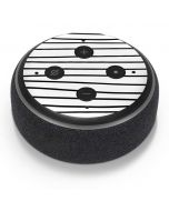Freehand Stripes Amazon Echo Dot Skin